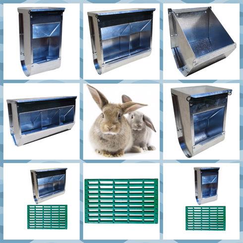 Кормушки для кролей собери свой комплект