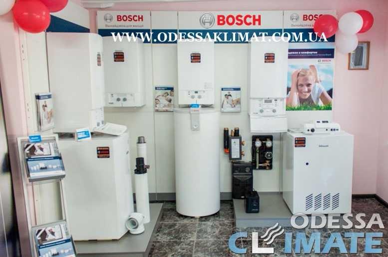 Котлы Bosch котёл Бош