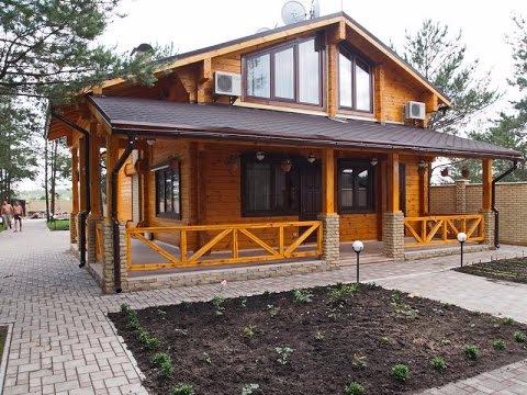 Строительство дачных домов «под ключ»
