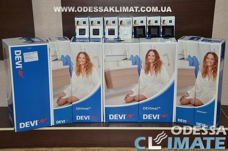 Devi Одесса тёплые полы электрические купить Деви