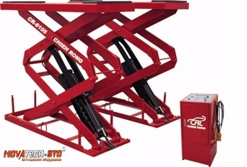 Подъёмник ножничного типа Liberty CR-6105А