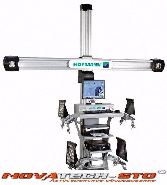 Стенд развал схождения 3D Hofmann Geoliner 650