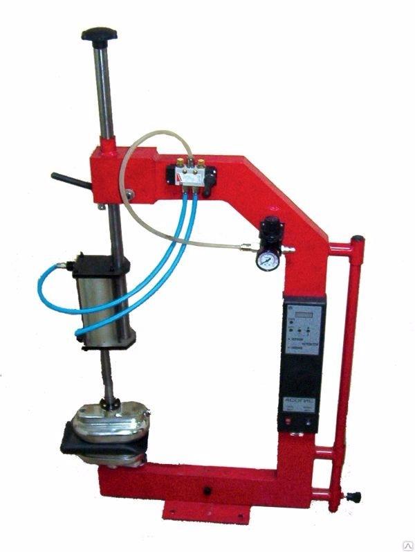 Вулканизатор(универсальный) ЭВУ-3МП цена