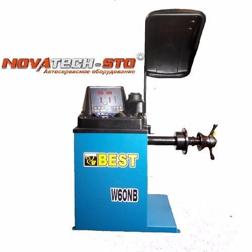BEST W60NB - Балансировочный станок