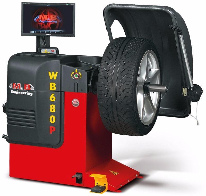 Купить балансировочный станок M B WB640