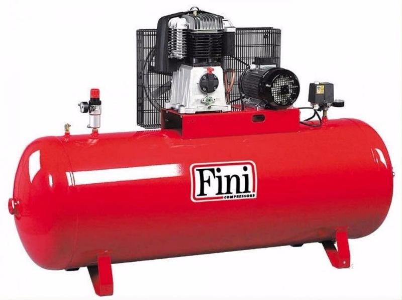 Компрессор поршневой Fini BK-119-500F-7 5