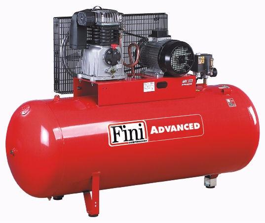 Компрессор воздушный электрический Fini MK113-270L