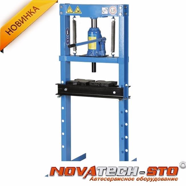 Пресс гидравлический 12 т RP-L0129 RP-Tools