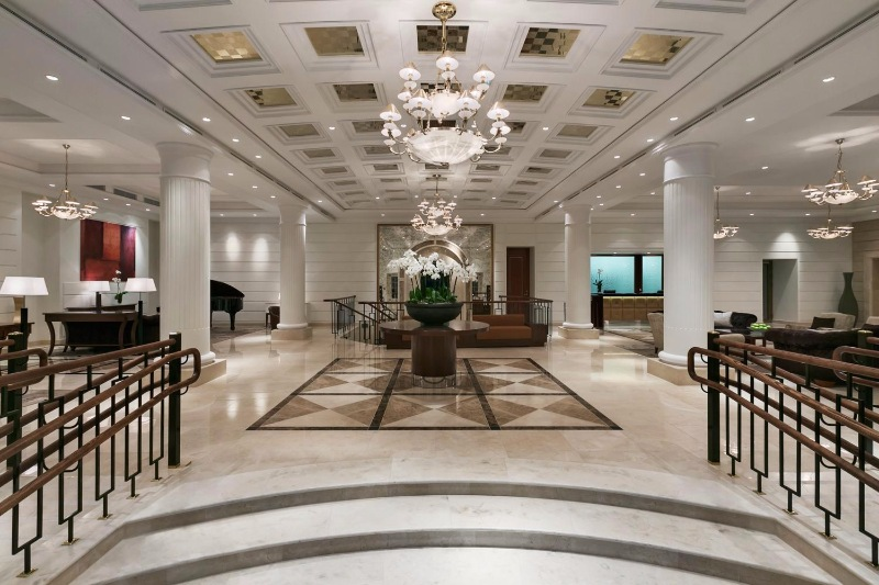 Строительство гостиниц «под ключ»