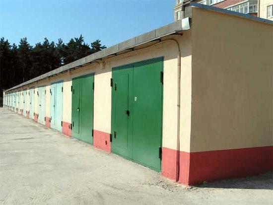 Ремонт гаражных кооперативов