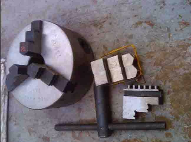 Патроны токарные центра вращения упорные втулки