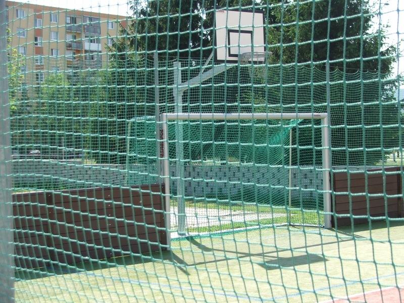 Заградительные сетки-спортивные сетки-оградительны