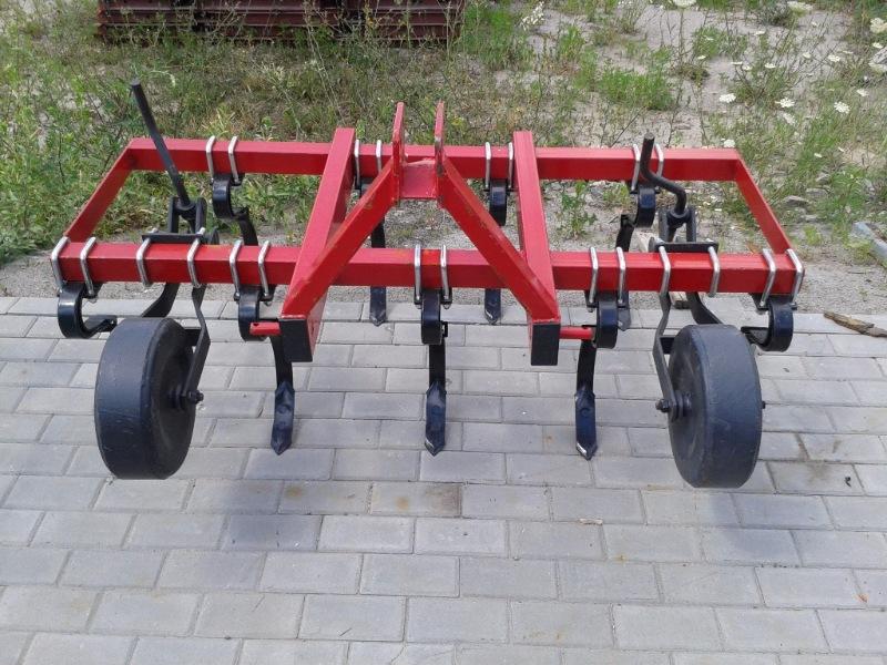 Культиватор сплошной обработки 1 5 м пружинный