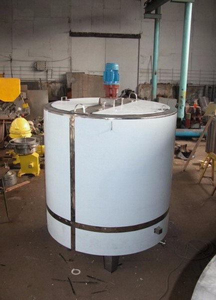 Ванна длительной пастеризации Г2-ОТ2-А для пищевых