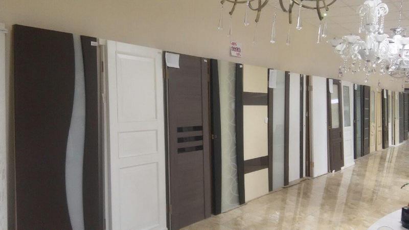 Шпонированые межкомнатные двери со склада