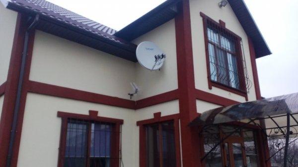 Спутниковое телевидение в Малиновском р г Одессы